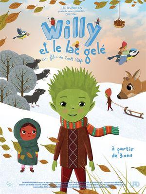 Film ''Willy et le lac gelé''