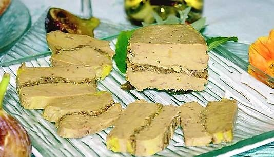Foie gras aux figues