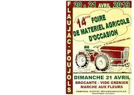 Foire Agricole Flaujac-Poujols