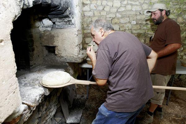 Four à pain Calès ENS