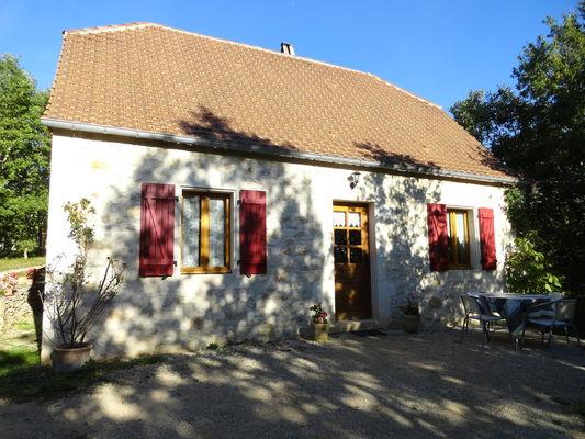 Gîte Valette à Saint-Cirq Lapopie