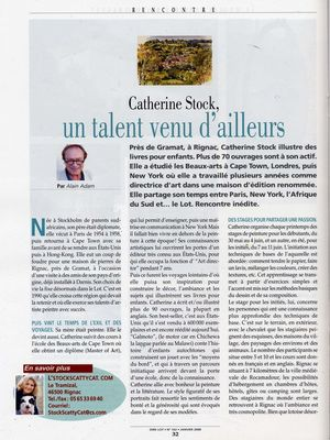Galerie Catherine Stock - Article Dire Lot 1