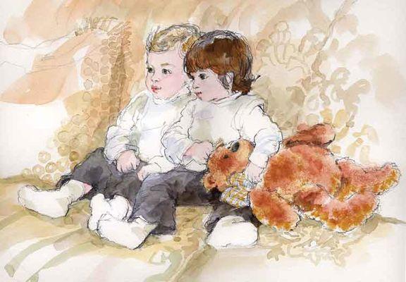 Galerie Catherine Stock - Enfants