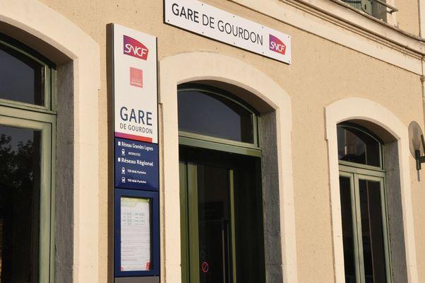 Gare SNCF de Gourdon