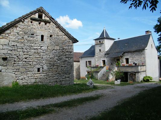 Gîte d'étape La Source d'Ussac - St Chels