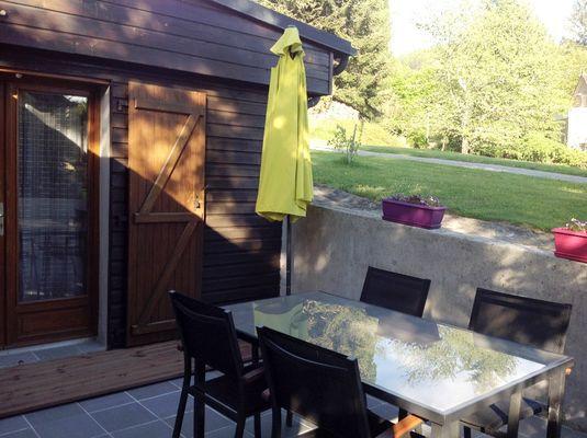 Gîte Mme Parlant-Guillotie-Argentat_terrasse
