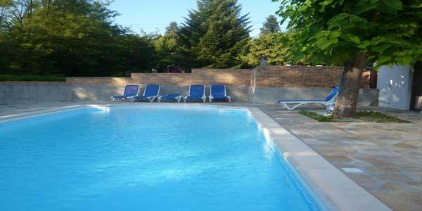 Gîte Mme Parlant-Guillotie-Argentat_piscine