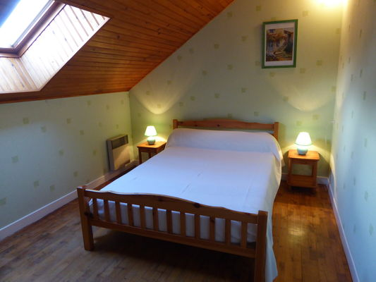 Gîte La Poulette - Rocamadour - chambre