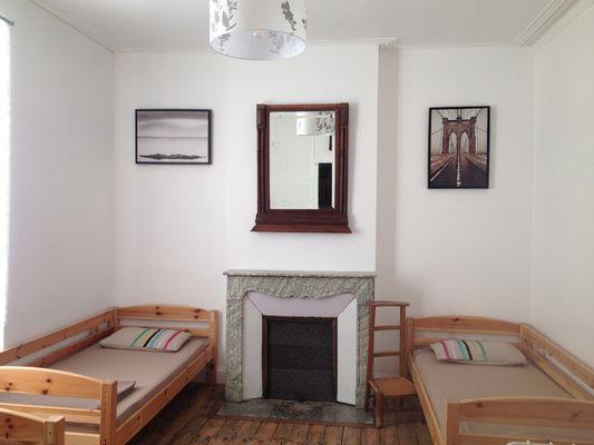 Gîte d'étape du Gua-Figeac-Chambre