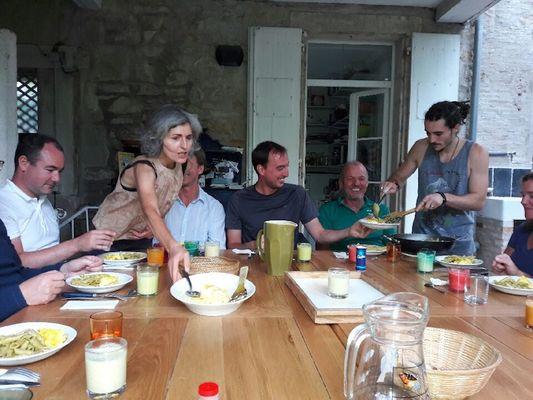 Gîte d'étape du Gua-Figeac-Repas