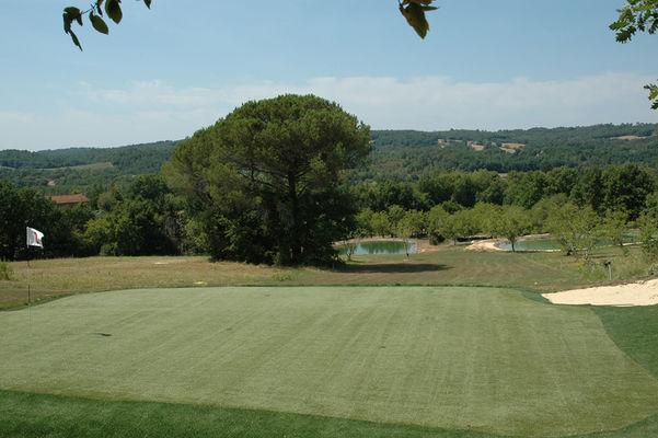 Golf Le Neuf du Bouysset - St Martin le Redon