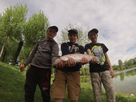 Guide de pêche Laurent Matéo - Vallée de la Dordogne -9