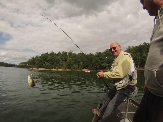 Guide de pêche Laurent Matéo - Vallée de la Dordogne -14