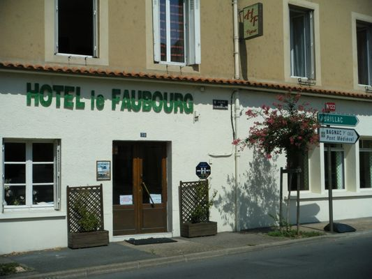 Hôtel Faubourg Figeac