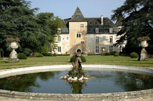 Château de La Treyne à Lacave