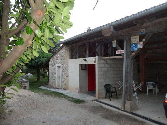 Gite d'étape Relai de Pasturat à Arcambal