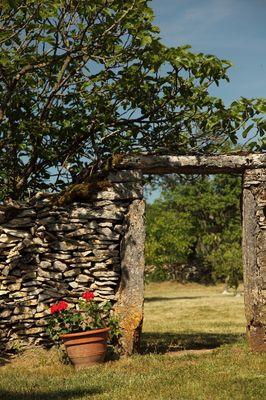 le portail du figuier