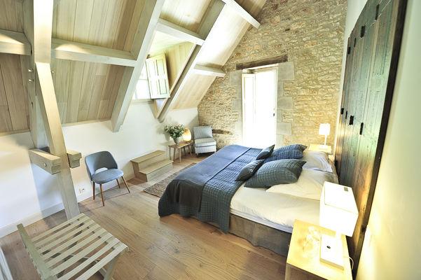 HLOMIP046FS0038K_Manoir de Malagorse - Chambre du loft