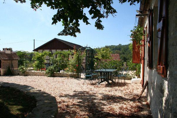 15 Gîte Bonhomme - Cavagnac