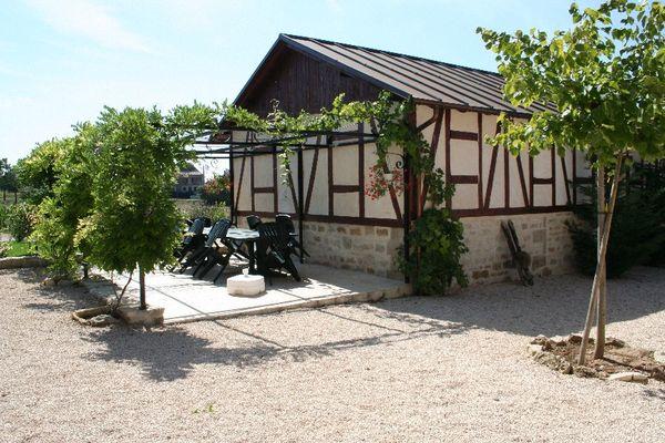 16 Gîte Bonhomme - Cavagnac