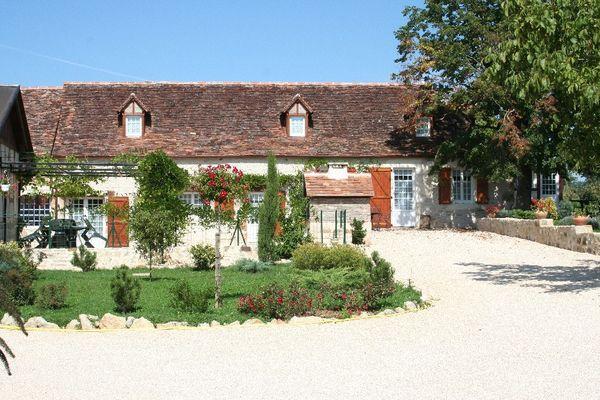 9 Gîte Bonhomme - Cavagnac