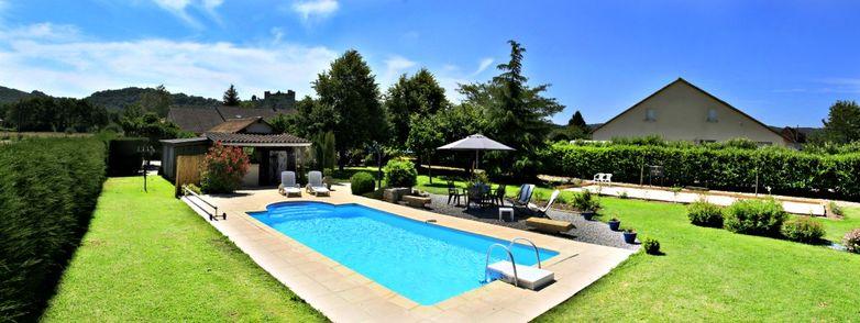 4 CH Vaysse piscine 4