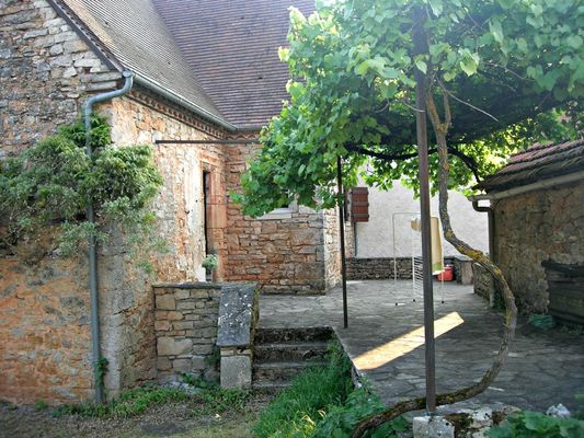 41-LOC- Piezel -Magnagues - Carennac