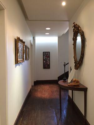 La Terrasse -Carennac-Hall-d'entrée