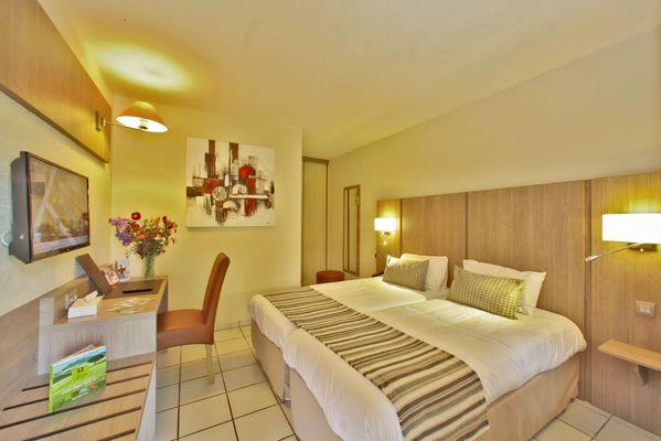 Hostellerie du Causse - Gramat - chambre (2)