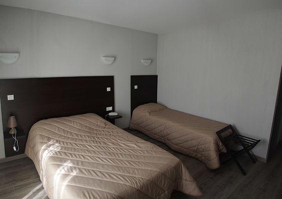 Hotel Le Bordeaux - Gramat - chambre