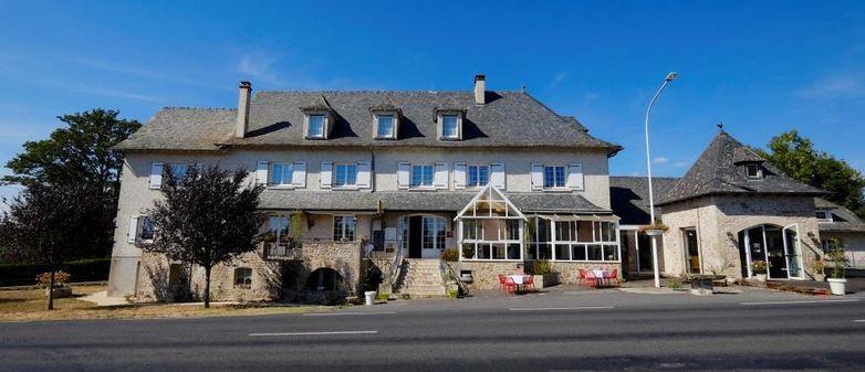 Hôtel Le Relais du Teulet-Goulles-facade