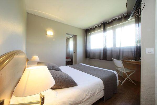 Hotel le Ballaroc - rocamadour - chambre 4