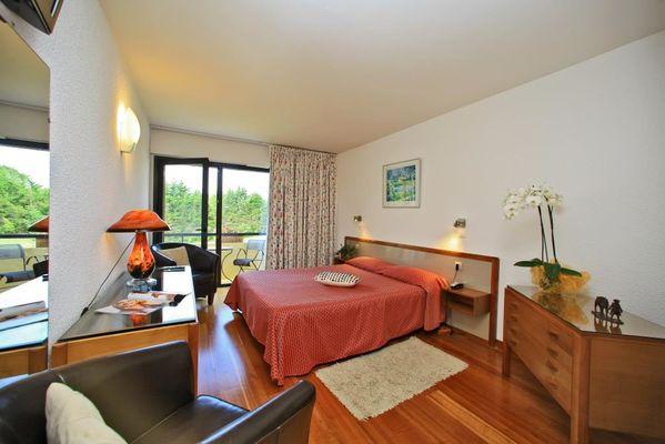 Hotel le Chateau-Rocamadour-Chambre supérieure 1