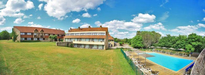 Hotel le Chateau-Rocamadour-Panorama 2