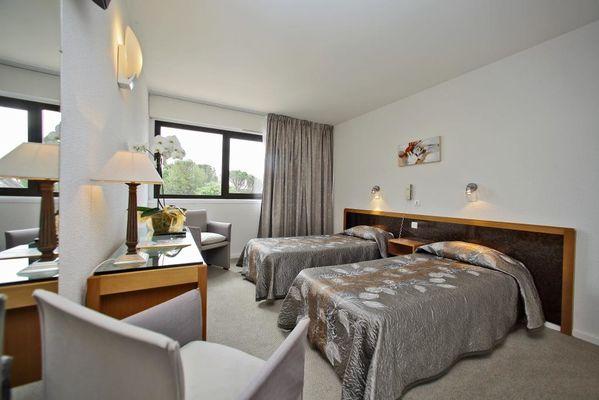 Hotel le Chateau-Rocamadour-chambre mini standard eco