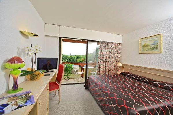 Hotel le Chateau-Rocamadour-chambre supérieure 2