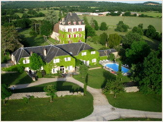 Hôtel Domaine de la Rhue