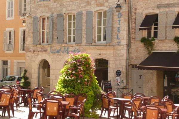Hôtel Pavillon Saint Martin