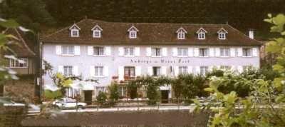 Hôtel Restaurant Auberge du Vieux Port