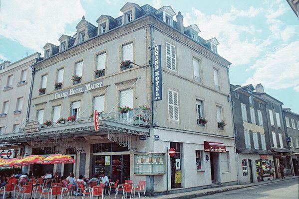 Hôtel Restaurant Grand Hôtel Maury