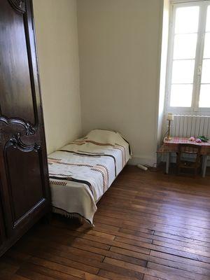 Grande chambre (lit d'appoint)