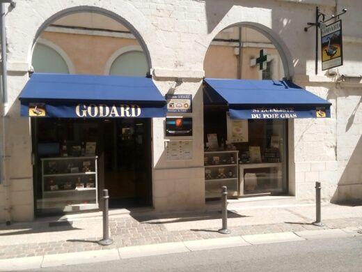 Maison Godard à Cahors