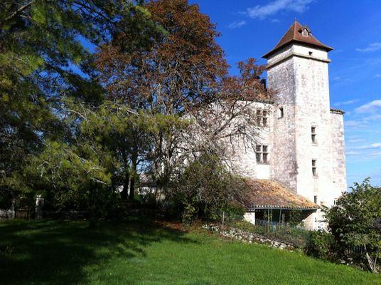 Cieurac : Le Château de Pauliac