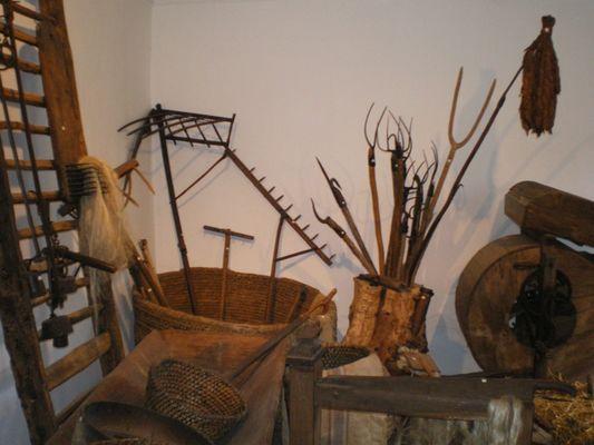 Musée d'Art et Tradition Populaire