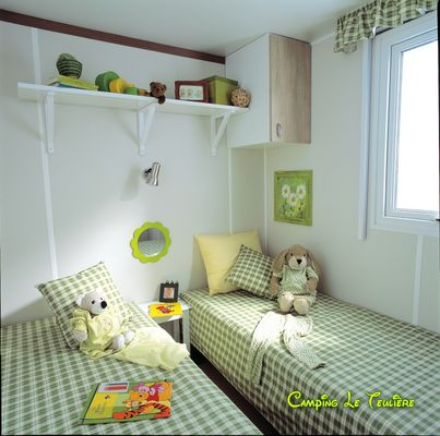 Intérieur Détente Chambre 2