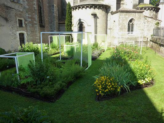 Jardins Secrets  - Cahors--© Lot Tourisme A. Druine
