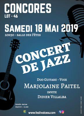 Jazz 2019 Festi'Valcéou