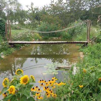 Jardin De La Grange Ruberto Rendez Vous Aux Jardins