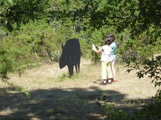 Jeux enfants - Phosphatières du Cloup d'Aural_01 © Lot Tourisme - A. Leconte