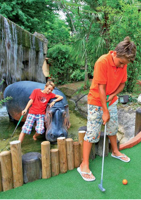 Jungle-Golf 2018